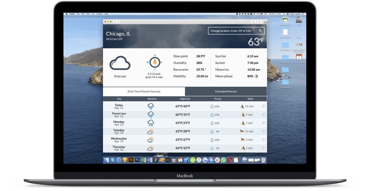 NOAA-Weather main