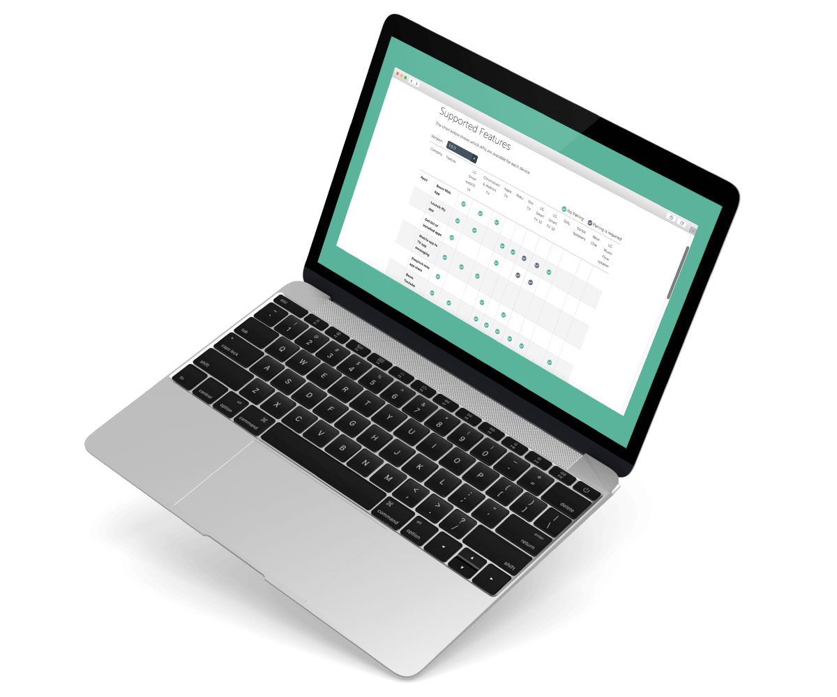 Chromecast-Integration-Project vision