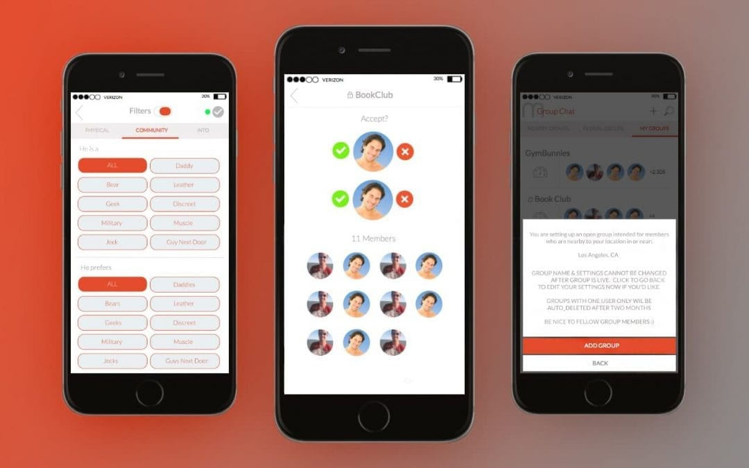 Ionic Community App