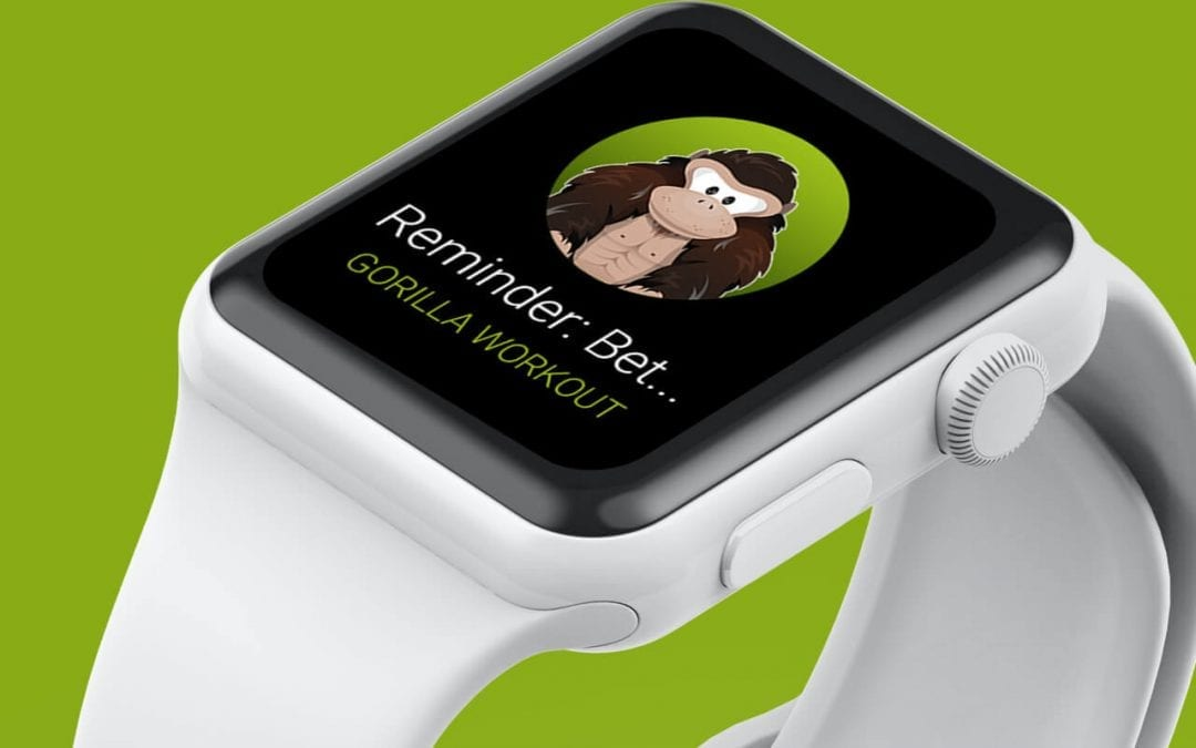 Gorilla Fitness iWatch