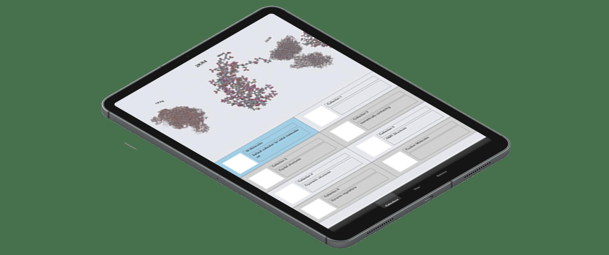 Molecular-iPad solution