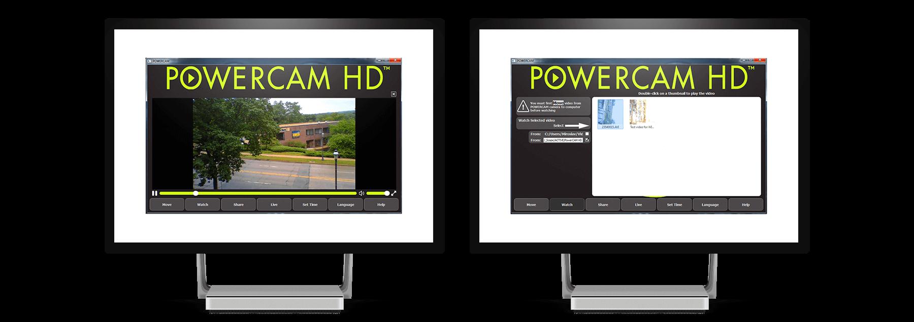 PowerCamHD solution