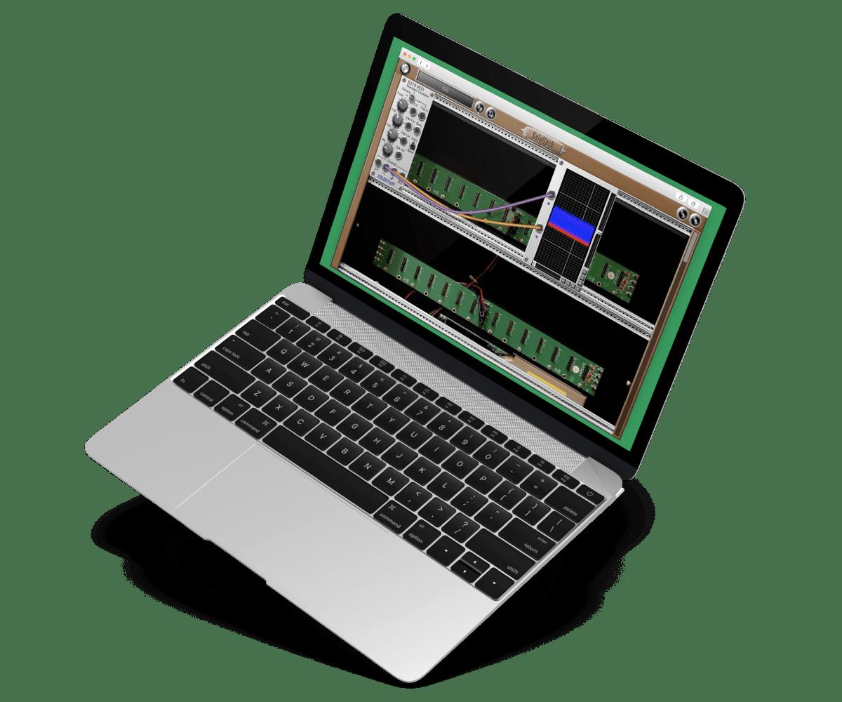 Solorack-Audio-Application vision