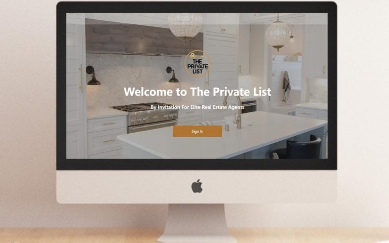 The Private List