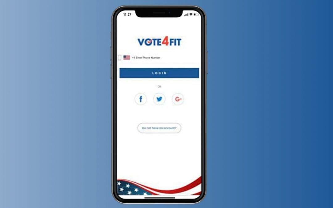 Register 2 Vote – Mobile