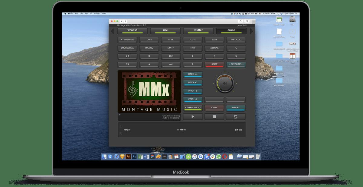 SoundBox main