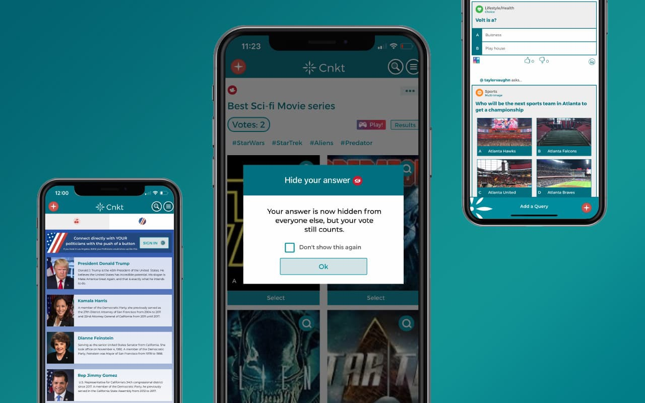 CNKT mobile Application