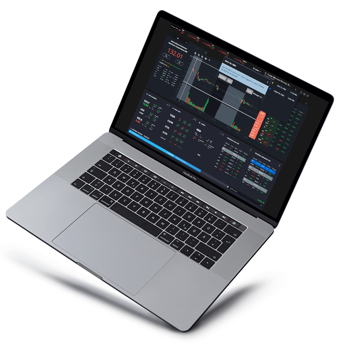 StockToTradeWebApp vision