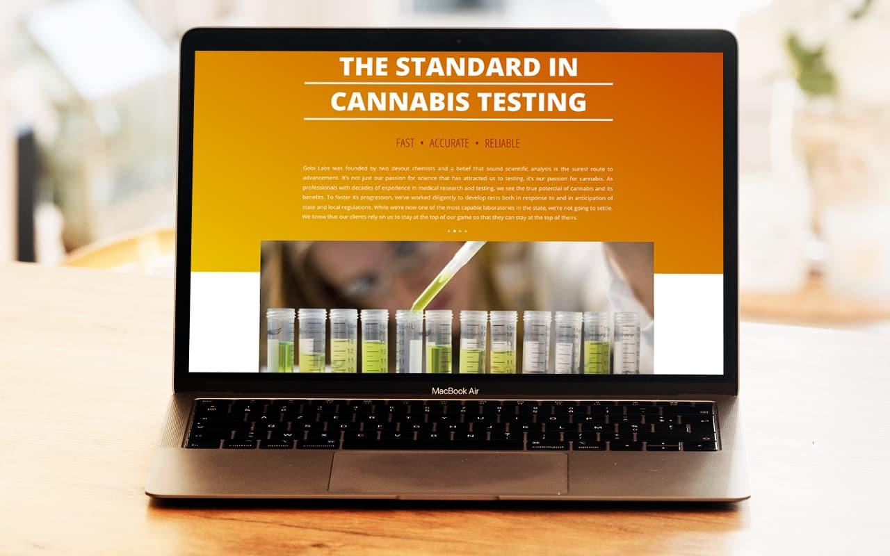 Cannabis Testing App