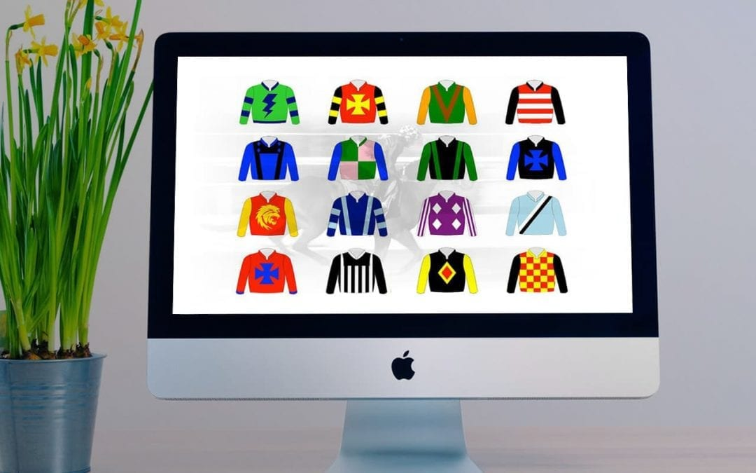 Jockey Silks Creator