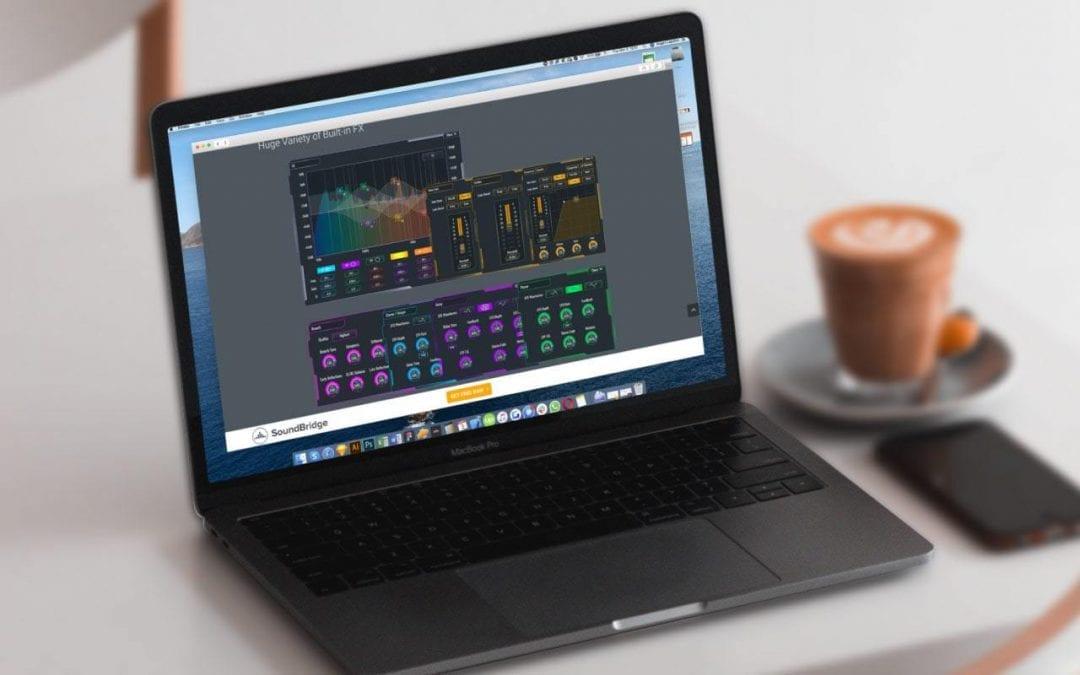 SoundBridge Website