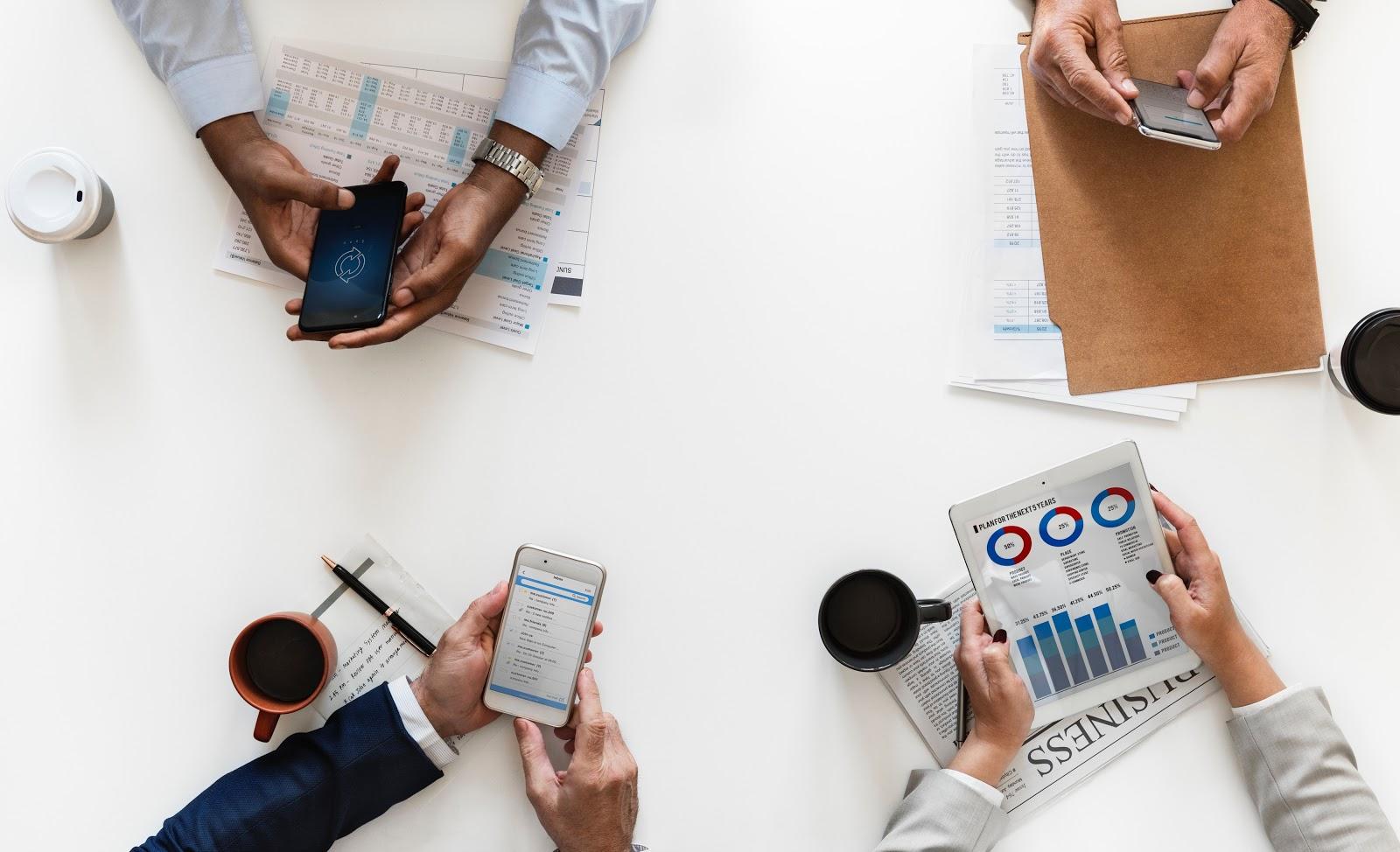 banking analysis mobile app