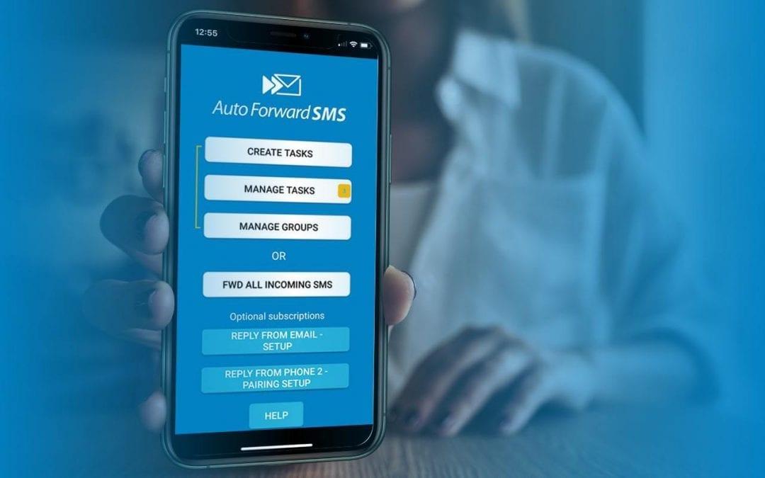 Autoforward SMS