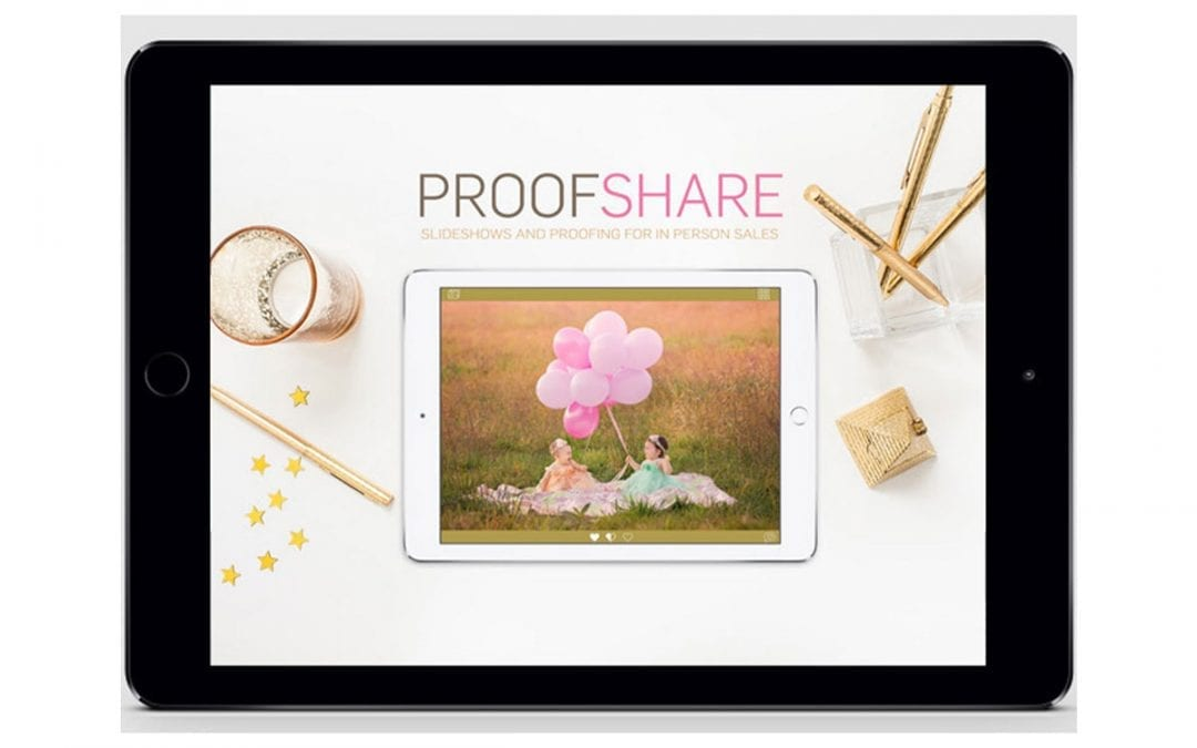 ProofShare for Photographers