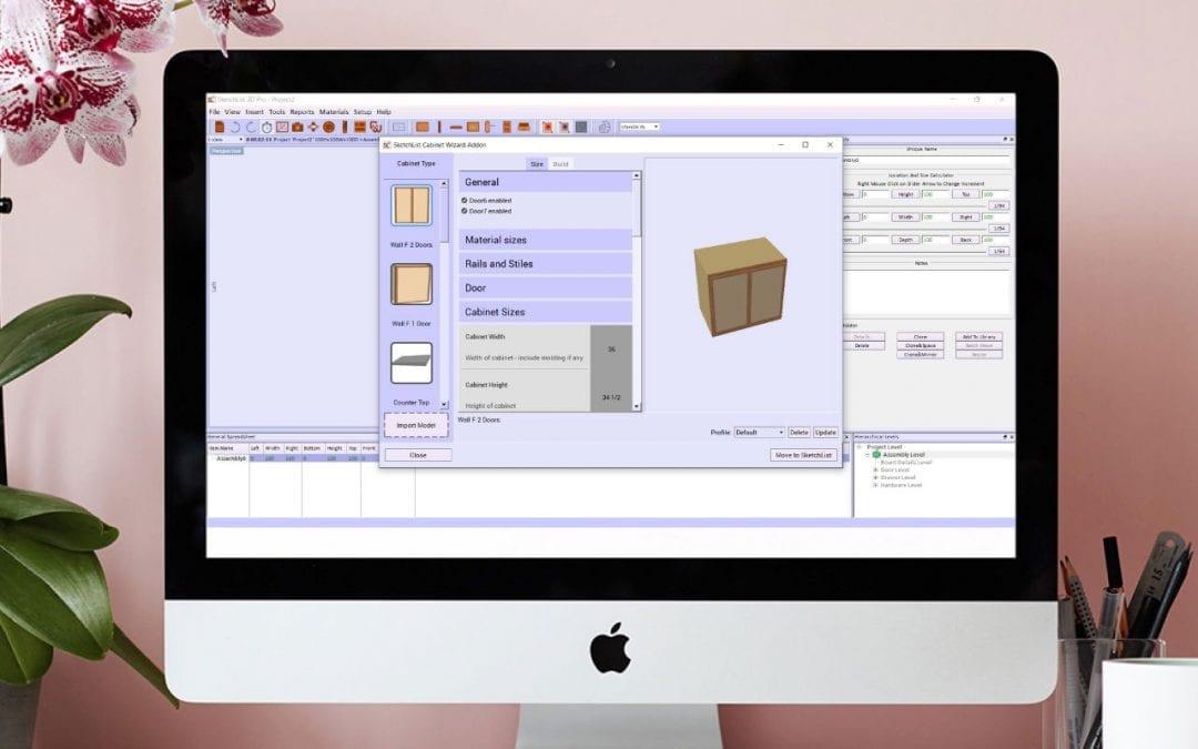 SketchList 3D