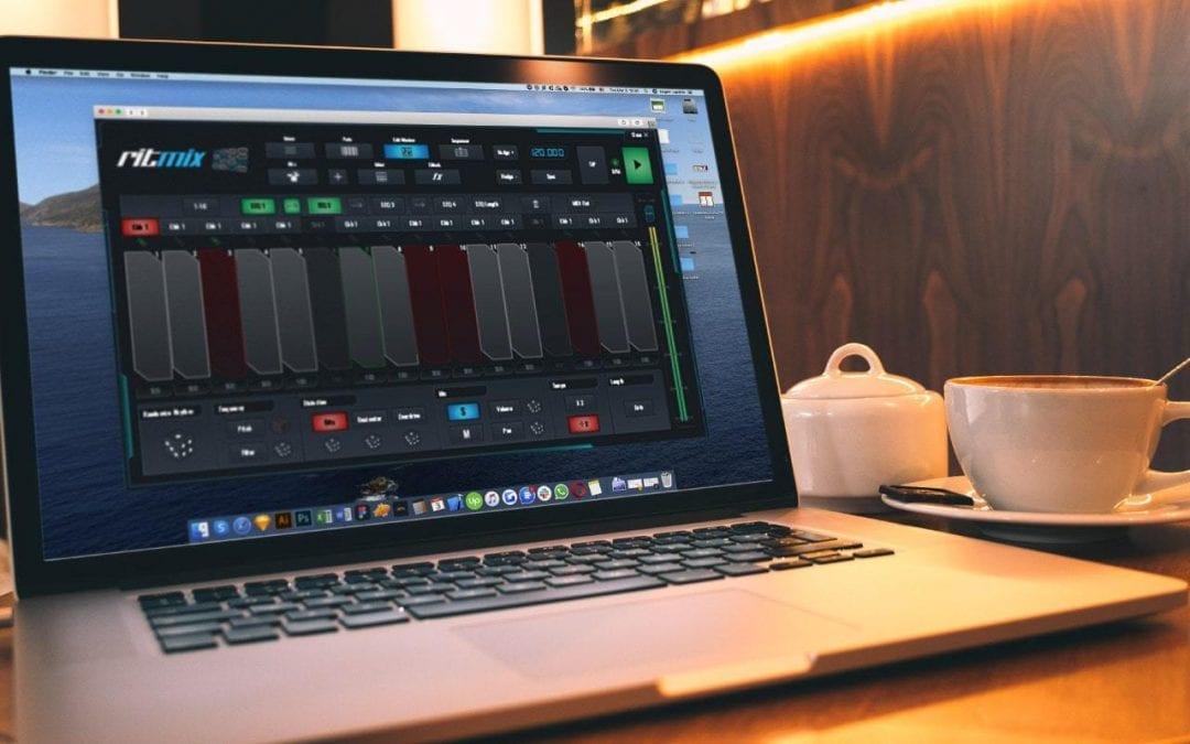SoundBridge Ritmix App