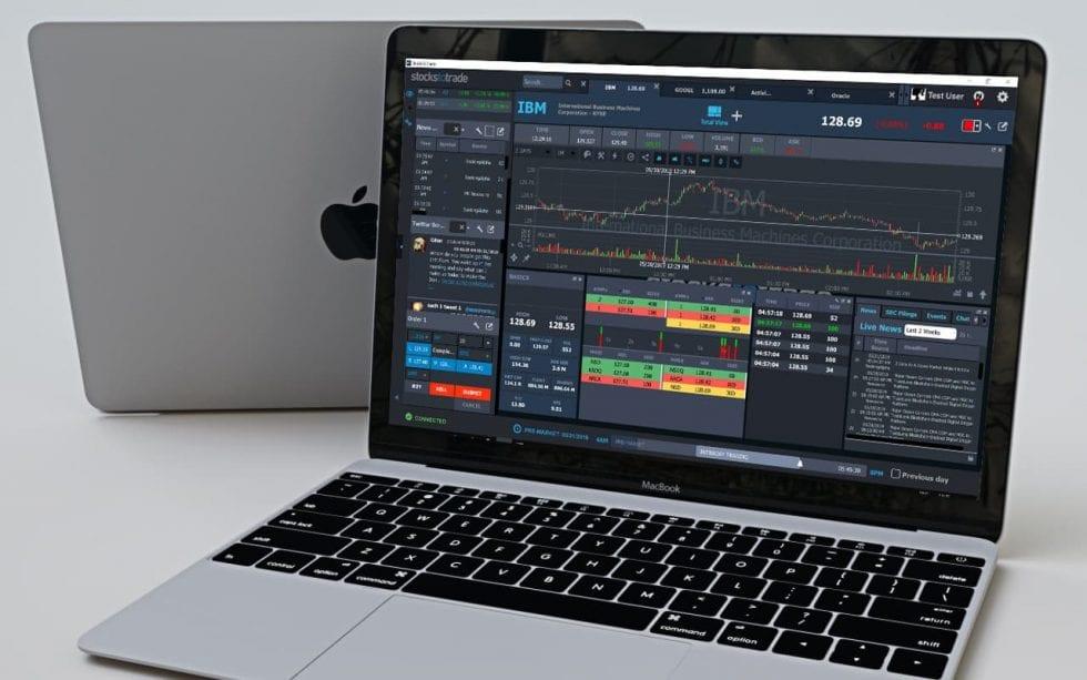 StocksToTrade Web App