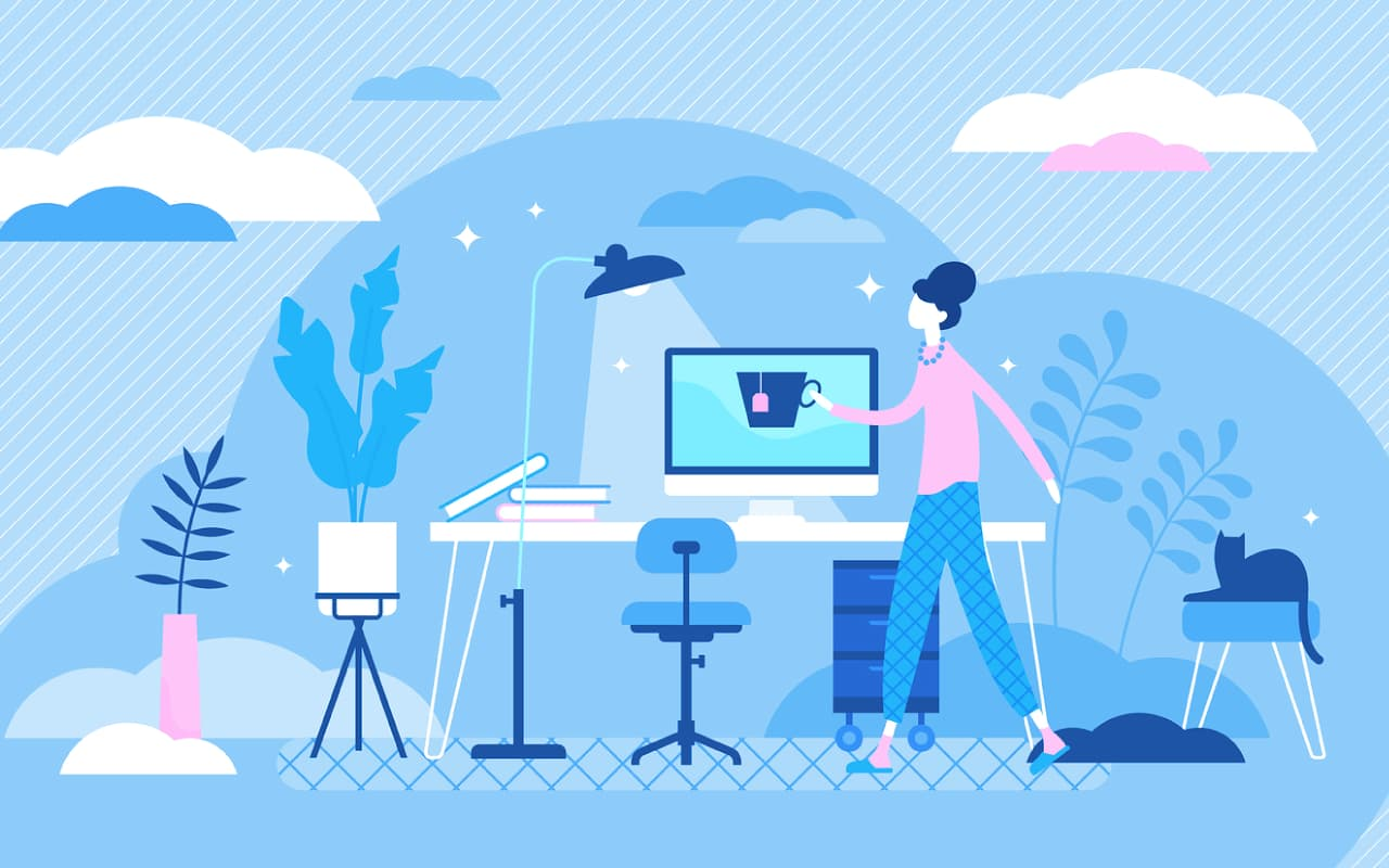 What Is It Like to Work Remotely