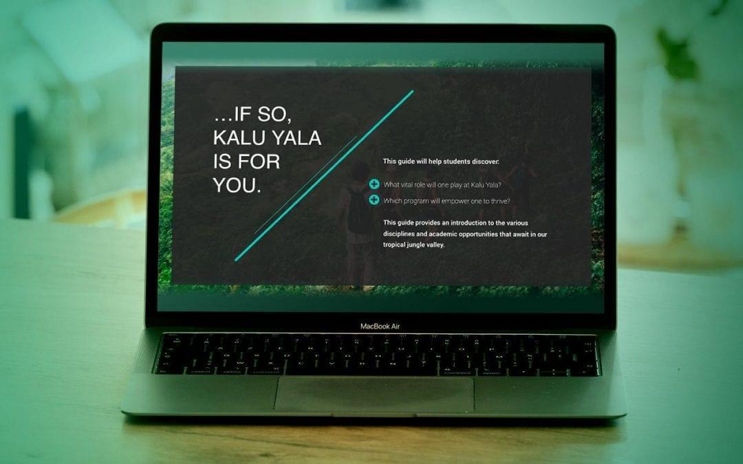 Kalu Yala Salesforce
