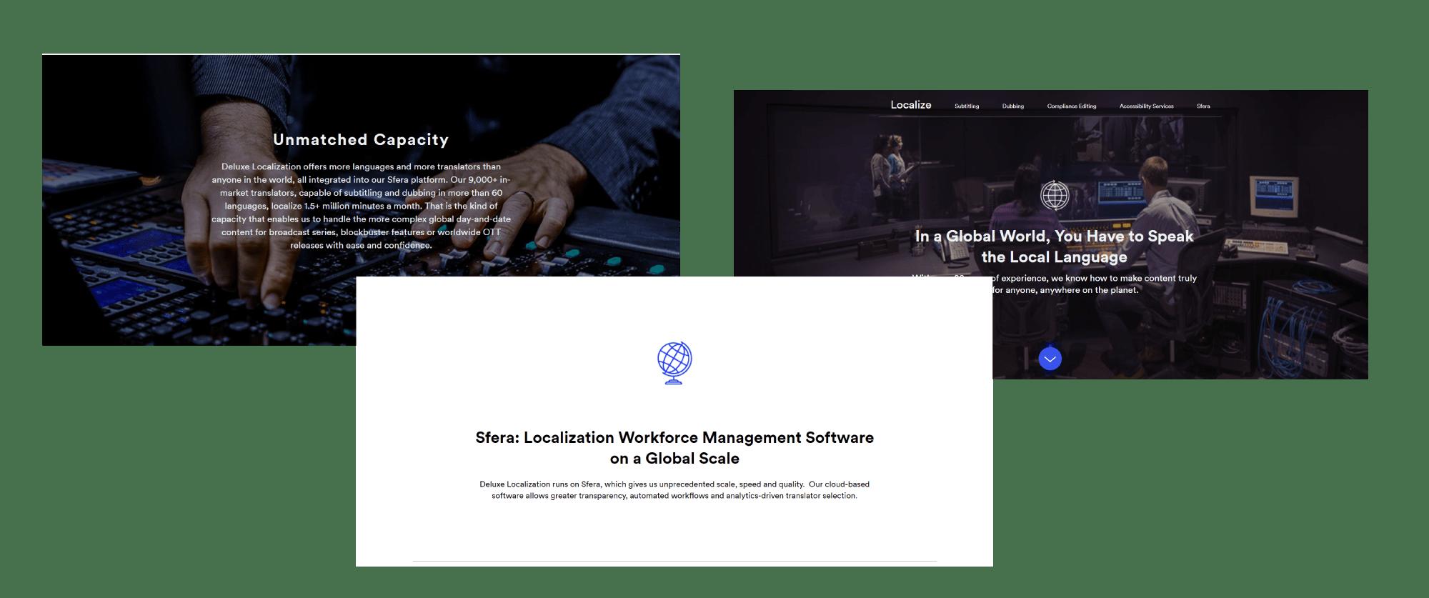 Sfera-Studios solution