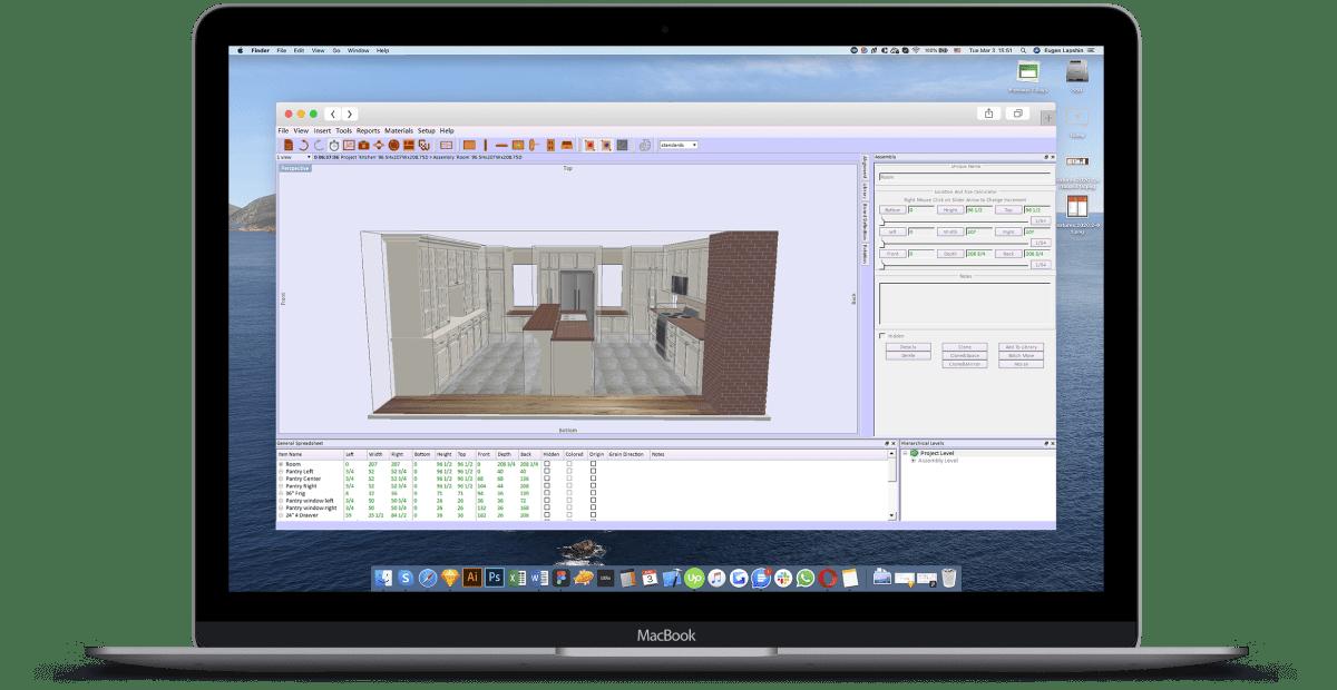 SketchList-3D main