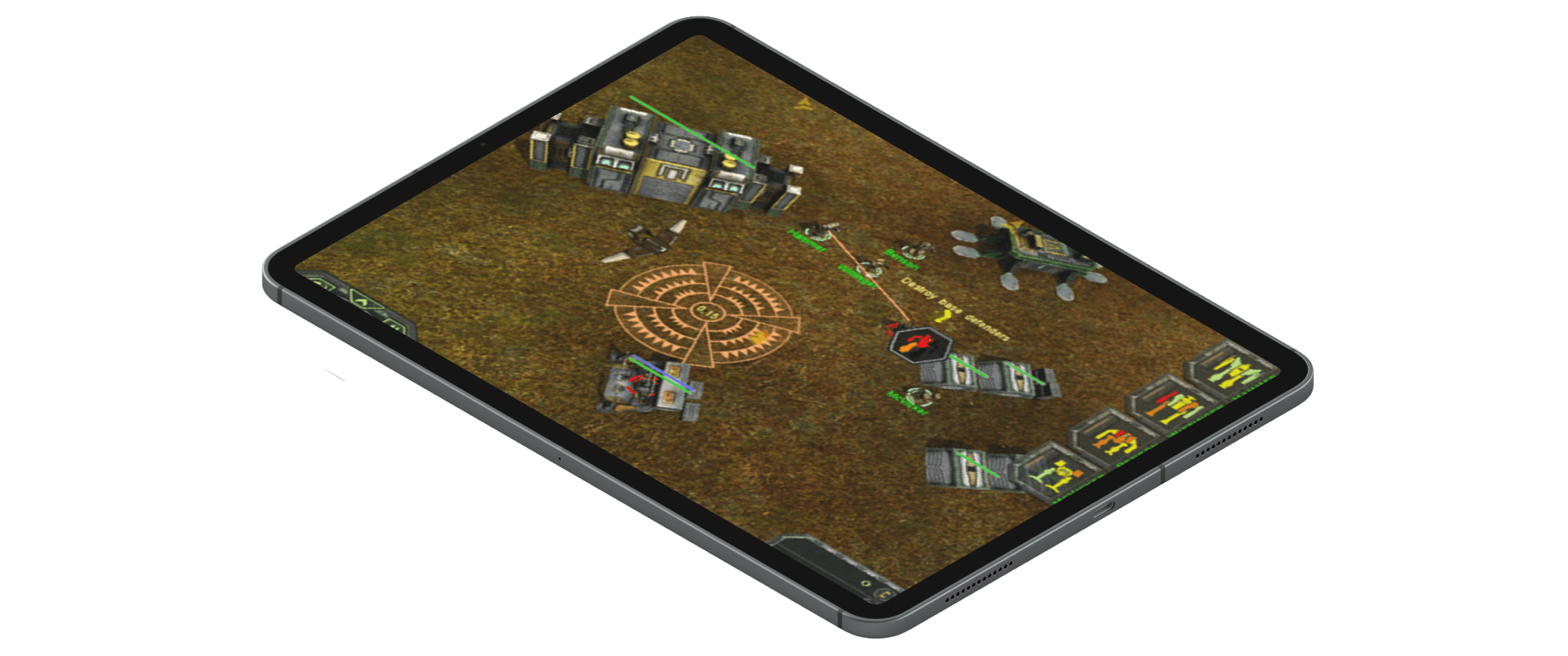 MechWarrior-Tactical-Command solution