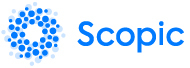 Scopic Brochure logo