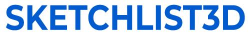 Sketchlist 3D Web Design logo