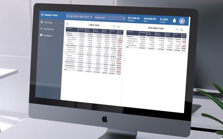 Budget Planning Software