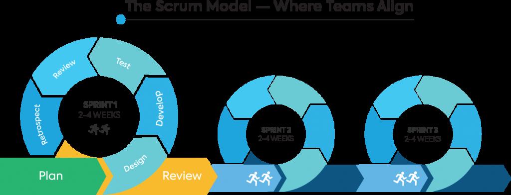 agile scrum model