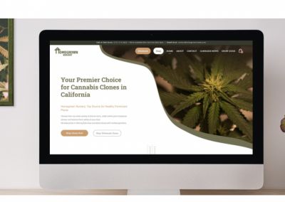 How Homegrown Nursery Increased Their Organic Traffic by 2133% in 6 Months