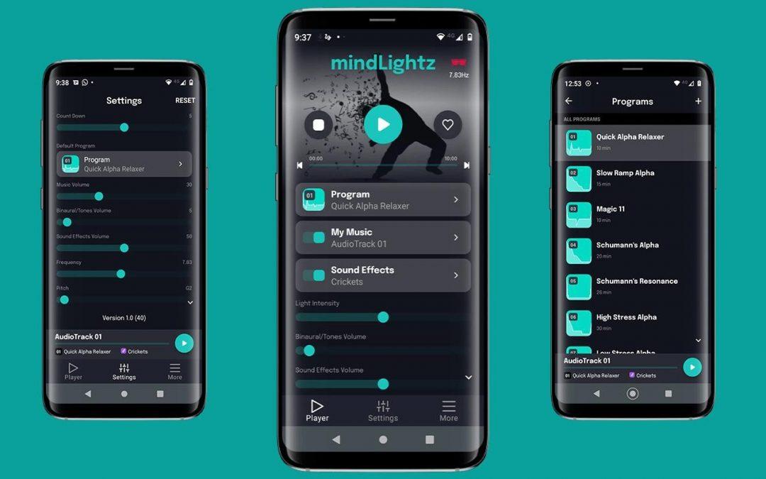 mindLightz Android App