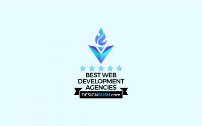 DesignRush Awards: Scopic is one of the Top 30 Top Massachusetts Web Development Companies