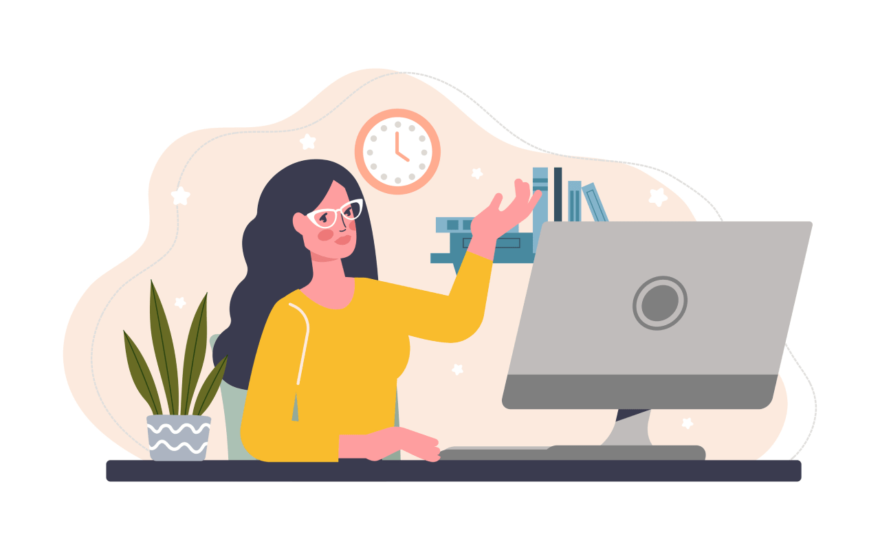 What does working remotely mean